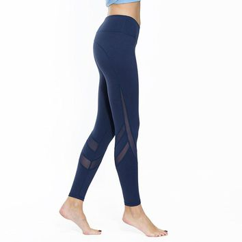 Tight Mesh Yoga Leggings