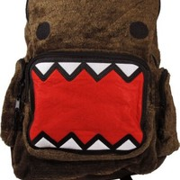 Cool Stuff - Domo - Plush Big Face Backpack