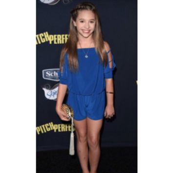 Stoopher & Boots | Railroad Romper - Tweens - Apparel - SHOP