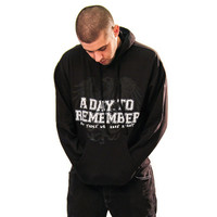 A Day To Remember: Friends Hoodie (Black)