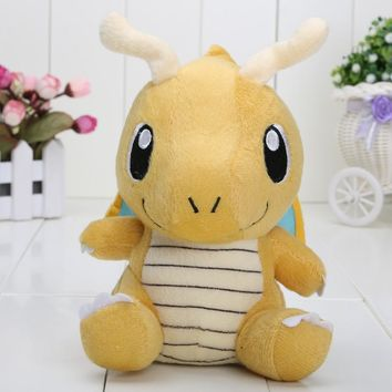 "6.2"" Dragonite Pokemon Plush"