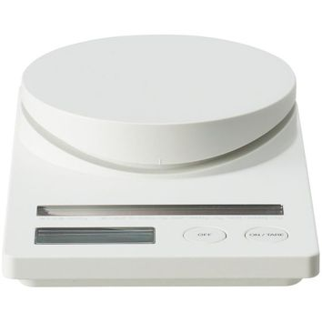 Solar Cooking Scale