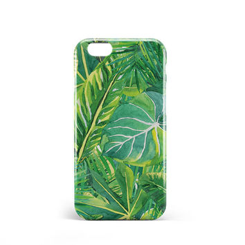 Jungle iPhone 6 Case, iPhone 6s Case, iPhone 6 Plus Case, iPhone 5s Case, iPhone 5C Case, iPhone 5 case, iPhone 4s case, iPhone 4 case