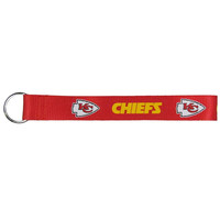 Kansas City Chiefs Lanyard Key Chain FLYK045