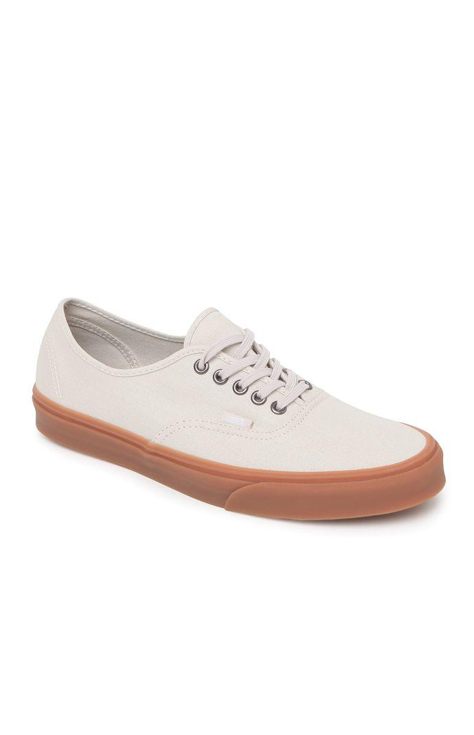 vans gumsole authentic mens shoes