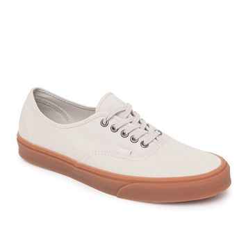 Vans Authentic Birch Gumsole Shoes - Mens Shoes - Light Brown