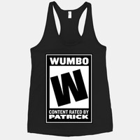 "Rated W for ""Wumbo"""