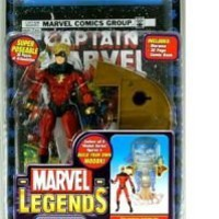 Marvel Legends Captain Marvel Modok Series