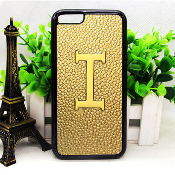 HERMES GOLD IPHONE 6 | 6 PLUS | 6S | 6S PLUS CASES