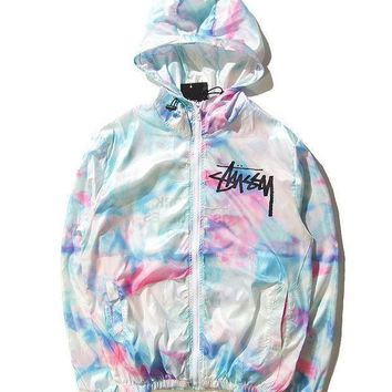 Stussy Ice-Cream Windbreaker
