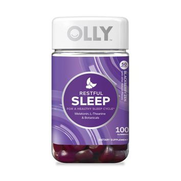 Olly Restful Sleep (100 ct.) - Walmart.com