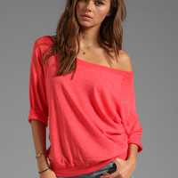 Nation LTD Alameda Sweatshirt in Poppy from REVOLVEclothing.com