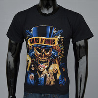 Guns N 'Roses Band 3D  Print T-Shirt