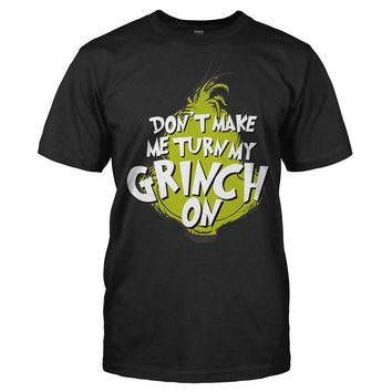 Don't Make Me Turn My Grinch On