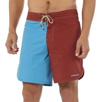 Patagonia Men's Minimalist Wavefarer® Board Shorts - 17"