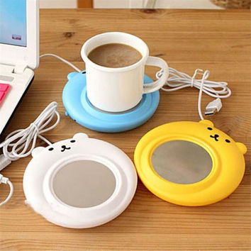 Cute Creative Coffee Heater
