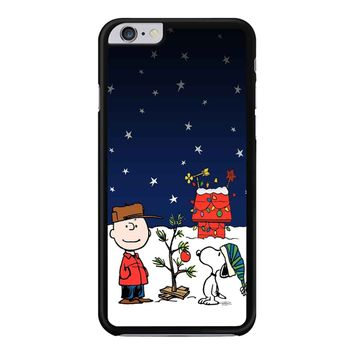 Charlie Brown Christmas Peanuts 001 iPhone 6 Plus / 6S Plus Case