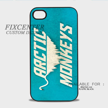Arctic Monkeys Blue Tifany - iPhone 4/4S Case
