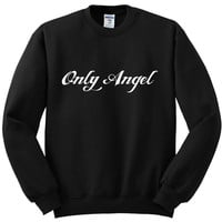 "Harry Styles ""Only Angel"" Crewneck Sweatshirt"