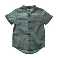Child's Chambray Shirt