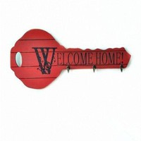 Home Decor Vintage Weathered Hook Hanger [4918526916]