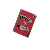 Burn Book Pin