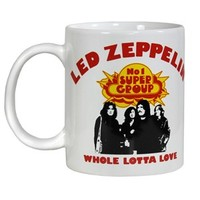 Led Zeppelin Whole Lotta Love Mug - Buy Online at Grindstore.com