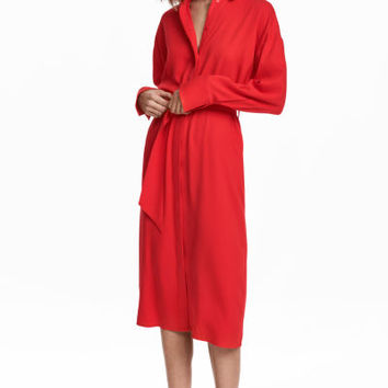Shirt Dress - from H&M