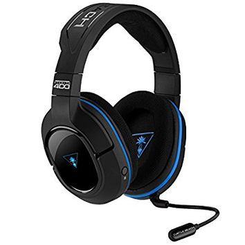 Turtle Beach - Ear Force Stealth 400 Fully Wireless Gaming Headset - PS4