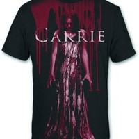 CARRIE T-SHIRTS-CARRIE MOVIE SHIRTS^MEN'S CARRIE TEES