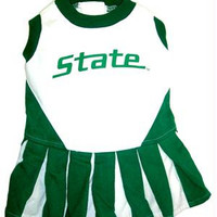 Michigan State Spartans Cheer Leading MD