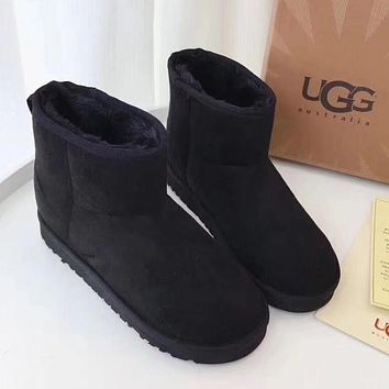 UGG Women Fashion Short Boots Snow Boots Shoes