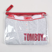 TomboyX Clear Gift Bag
