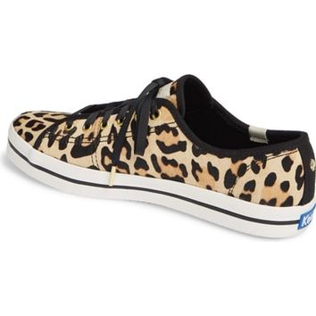 Keds® for kate spade new york kickstart genuine calf hair sneaker (Women) | Nordstrom