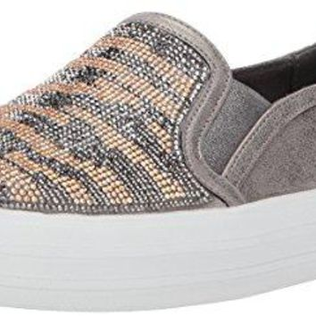 Women's Instinct Fashion Sneaker Skechers Street Double up-Natural