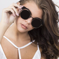 Cat Eye Lens Lollie Sunnies