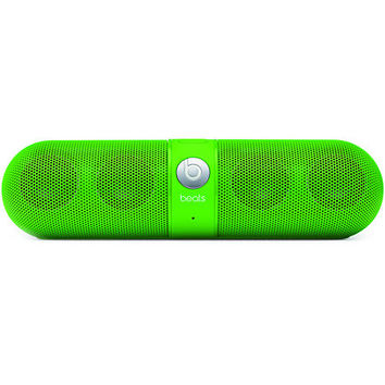 Beats By Dre Beats Pill Neon Green Wireless Speakers at Zumiez : PDP