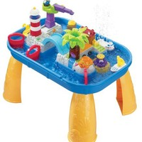 Kidoozie Sights and Sounds Splash Table