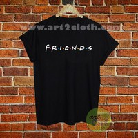 Friends Tv Show Coloring Book From Sweetgeek On Etsy