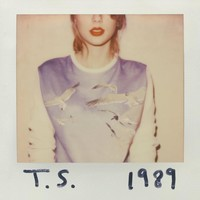 Taylor Swift 1989 Vinyl Record
