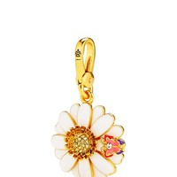 Flower and Butterfly Charm