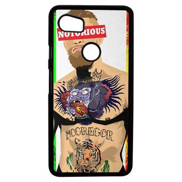 Notorious Conor Mcgregor Google Pixel 2XL Case