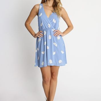 Pretty Please Cat Print Dress