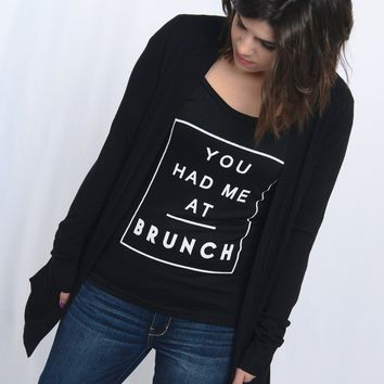 You Had Me At Brunch