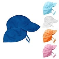 Beach baby sun hat for boys and girls