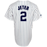 New York Yankees Replica Derek Jeter Home Jersey - MLB.com Shop
