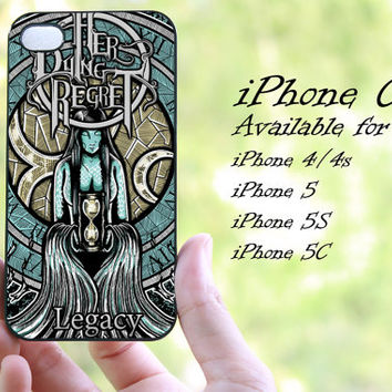 Her Dying Regret legacy design iphone case for iphone 4 case, iphone 4s case, iphone 5 case, iphone 5s case, iphone 5c case