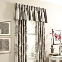 Michael Amini® Park Lane Tailored Window Valance