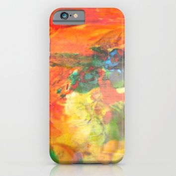 Paint Palette iPhone & iPod Case by Limezinnias Design