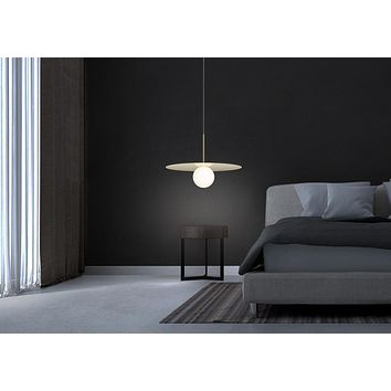 Pablo Designs Bola Disc Pendant Light